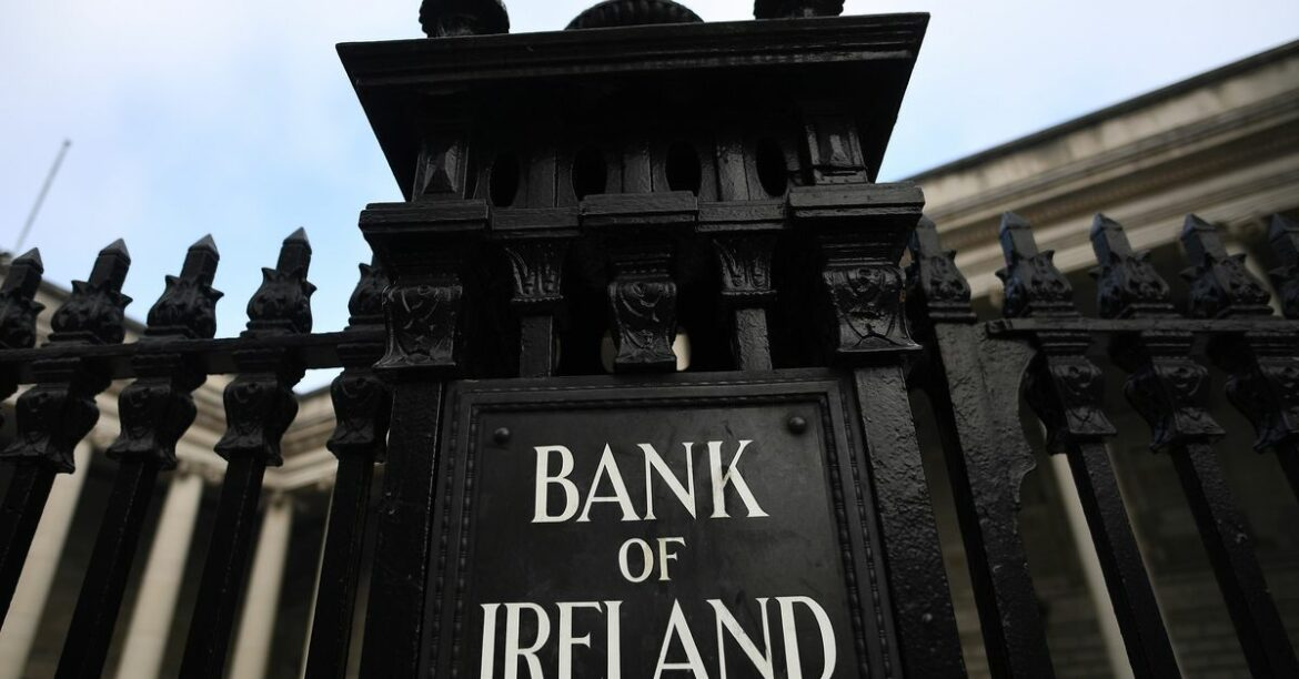 Irish government to begin phased exit from Bank of Ireland holding