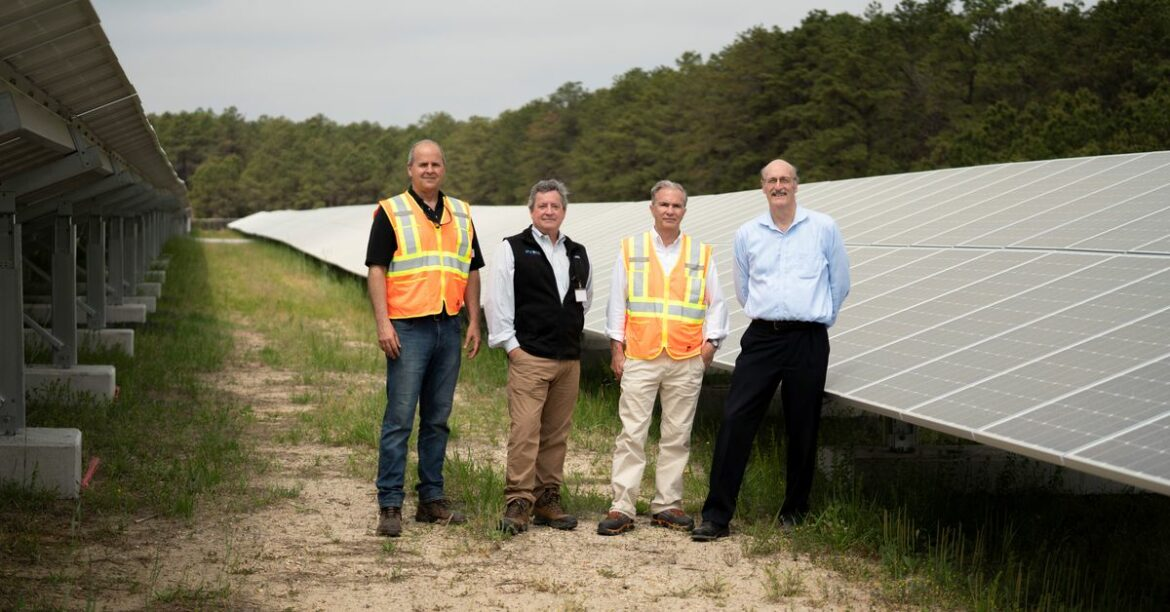 U.S. solar developers see opportunity in America's post-industrial lands