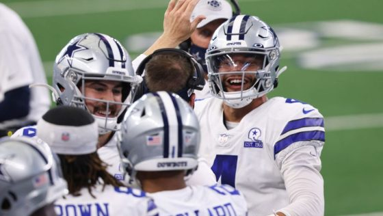 """Dak Prescott: It's going to be """"very, very special"""" for us this year"""