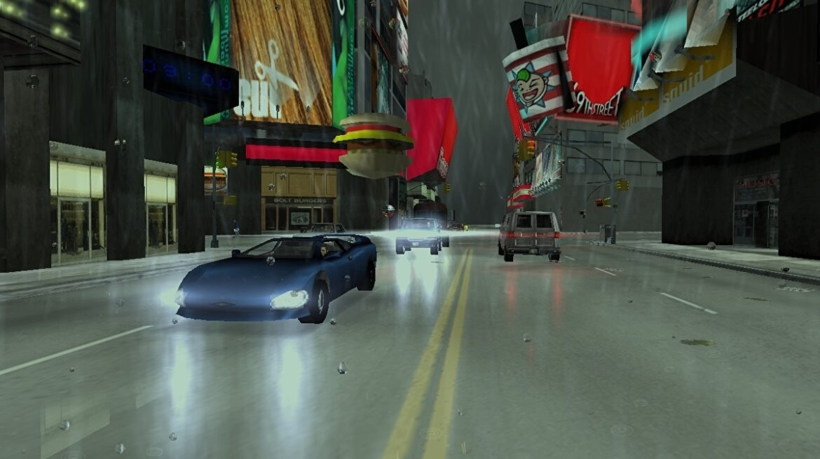 GTA 3 and Vice City reverse-engineering fan project back online after Take-Two takedown