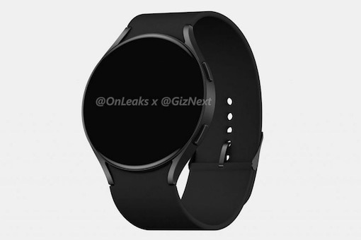 Samsung Galaxy Watch Active 4 Alleged Renders Show Flat Display, Other Key Specs Leaked