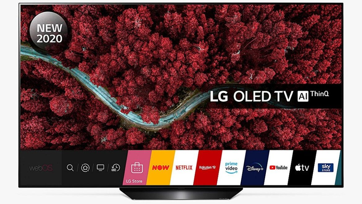 The LG BX OLED – one of the best TVs for PS5 and Series X – is on offer again